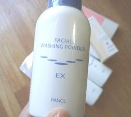洗顔パウダーEX