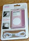 エレコム AVD-PAC003PN carrypod ipod miniケース